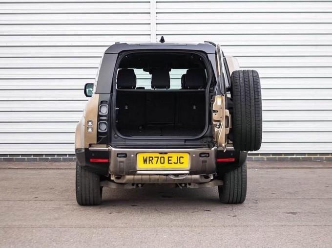 2020 Land Rover I6 MHEV X Auto 4WD 5-door  - Image: 16
