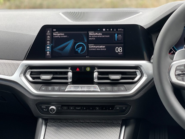 2021 BMW 330e 12kWh M Sport Auto 4-door (Black) - Image: 8