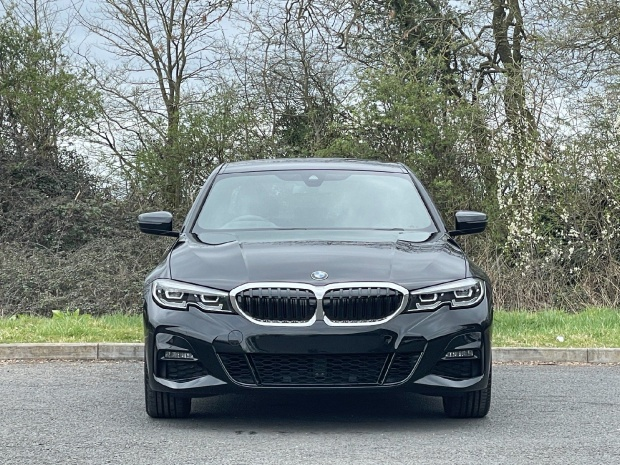 2021 BMW 330e 12kWh M Sport Auto 4-door (Black) - Image: 16