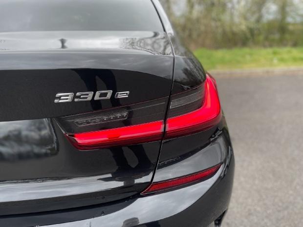 2021 BMW 330e 12kWh M Sport Auto 4-door (Black) - Image: 27