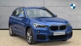 2017 BMW SDrive18d M Sport (Blue) - Image: 1