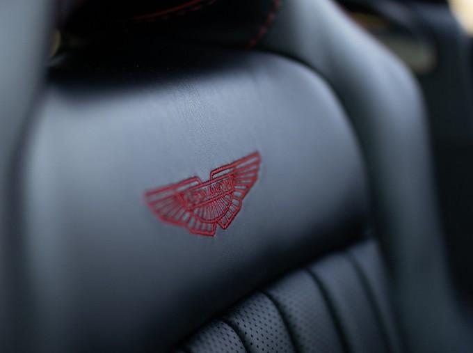 2020 Aston Martin V12 BiTurbo Superleggera OHMSS Auto 2-door (Green) - Image: 16