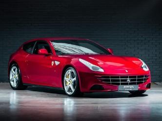 2011 Ferrari FF Auto Seq 3-door