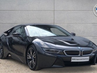 2016 BMW i8 Coupe 2-door