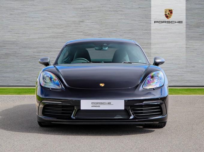 2020 Porsche T 2-door (Black) - Image: 6