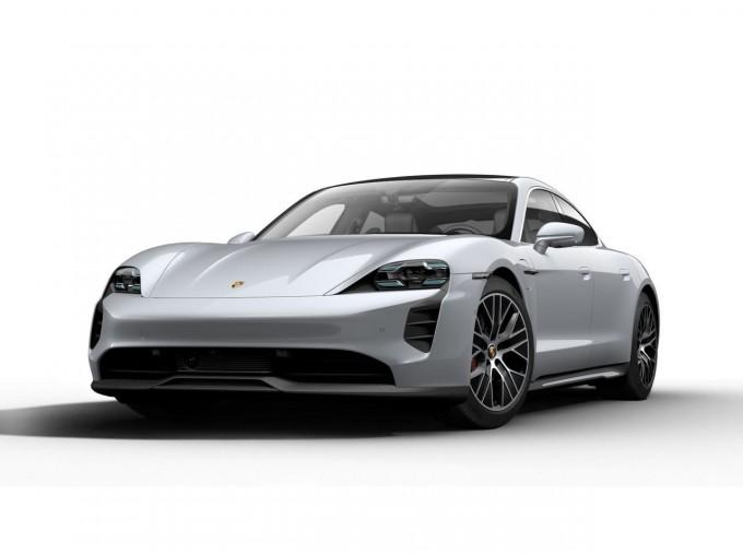 2020 Porsche 93.4kWh 4S Performance Auto 4WD 4-door (Grey) - Image: 1
