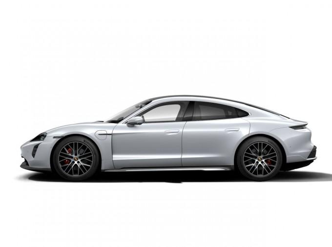 2020 Porsche 93.4kWh 4S Performance Auto 4WD 4-door (Grey) - Image: 2