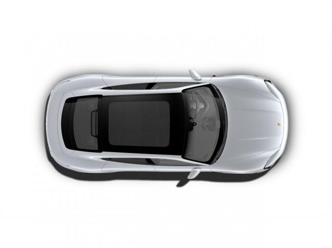 2020 Porsche 93.4kWh 4S Performance Auto 4WD 4-door (Grey) - Image: 5