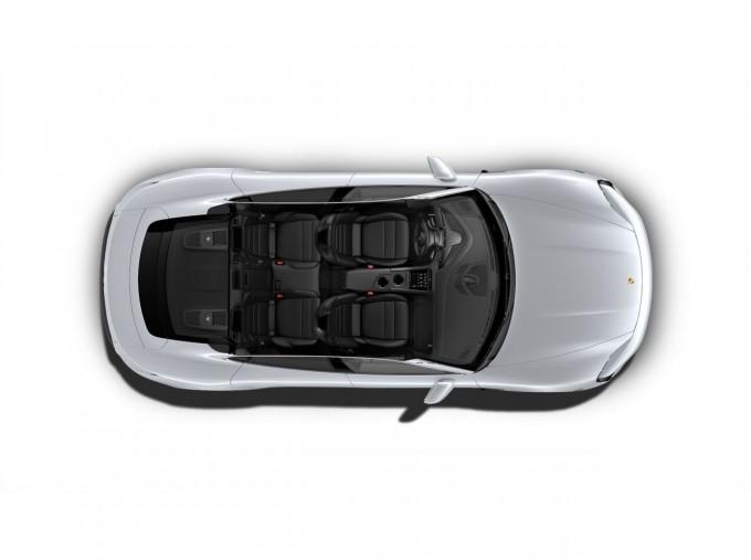 2020 Porsche 93.4kWh 4S Performance Auto 4WD 4-door (Grey) - Image: 6