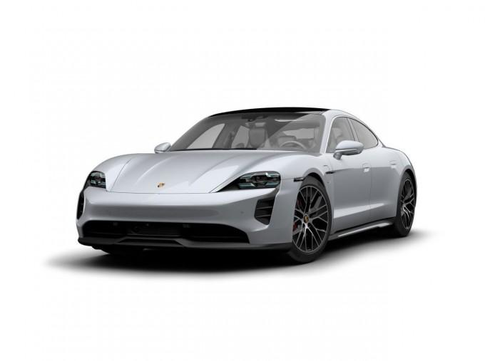2020 Porsche 93.4kWh 4S Performance Auto 4WD 4-door (Grey) - Image: 7