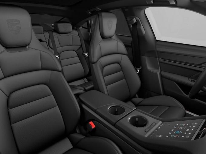2020 Porsche 93.4kWh 4S Performance Auto 4WD 4-door (Grey) - Image: 9