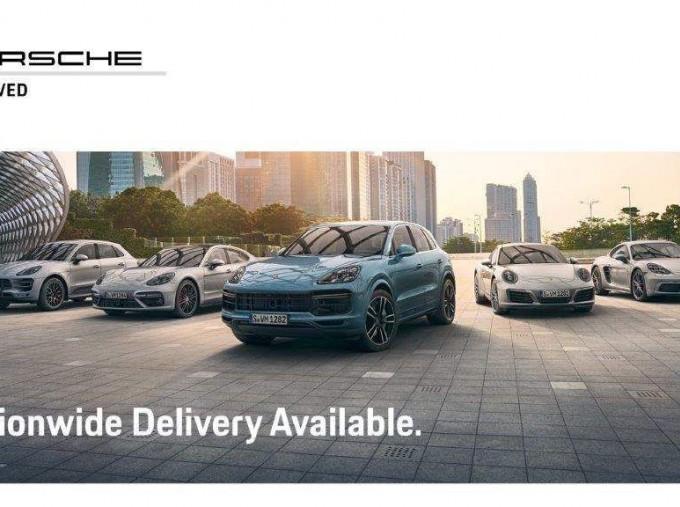 2020 Porsche 93.4kWh 4S Performance Auto 4WD 4-door (Grey) - Image: 18