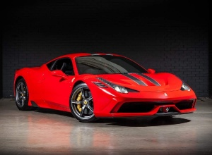 2015 Ferrari 458 Speciale 2-door