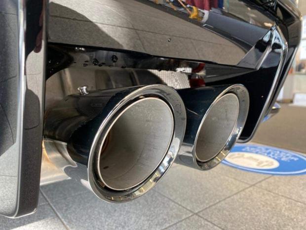 2021 BMW BiTurbo Competition Steptronic 2-door (Grey) - Image: 6