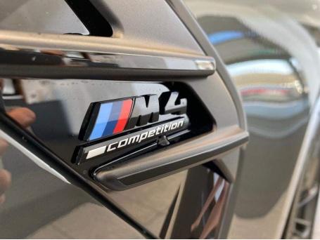 2021 BMW BiTurbo Competition Steptronic 2-door (Grey) - Image: 11