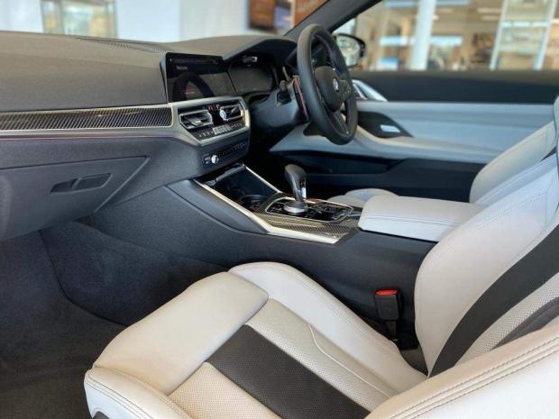 2021 BMW BiTurbo Competition Steptronic 2-door (Grey) - Image: 13