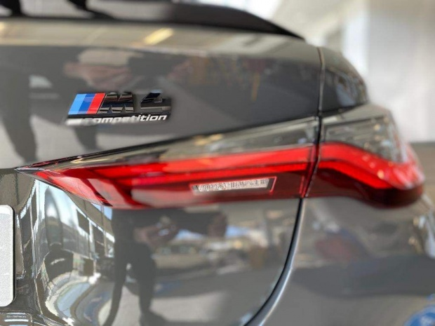 2021 BMW BiTurbo Competition Steptronic 2-door (Grey) - Image: 14