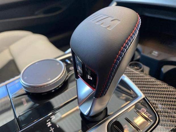 2021 BMW BiTurbo Competition Steptronic 2-door (Grey) - Image: 17