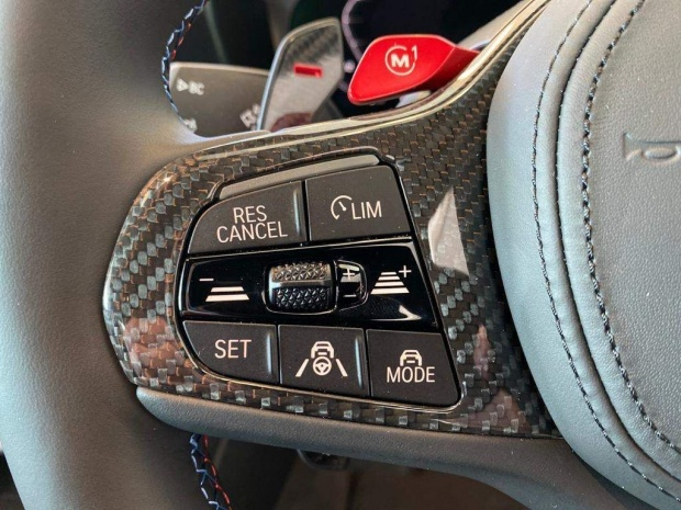 2021 BMW BiTurbo Competition Steptronic 2-door (Grey) - Image: 18