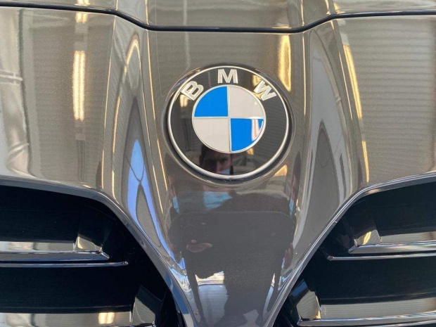 2021 BMW BiTurbo Competition Steptronic 2-door (Grey) - Image: 22