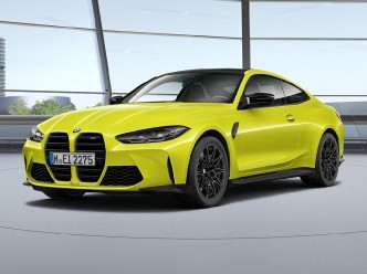 2021 BMW M4 BiTurbo Competition Steptronic 2-door