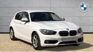 2015 BMW 1 Series 116d ED Plus 5-door 5dr