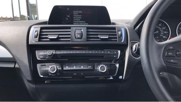 2015 BMW 116d ED Plus 5-door (White) - Image: 8