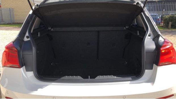 2015 BMW 116d ED Plus 5-door (White) - Image: 13