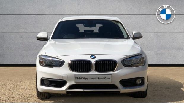 2015 BMW 116d ED Plus 5-door (White) - Image: 16