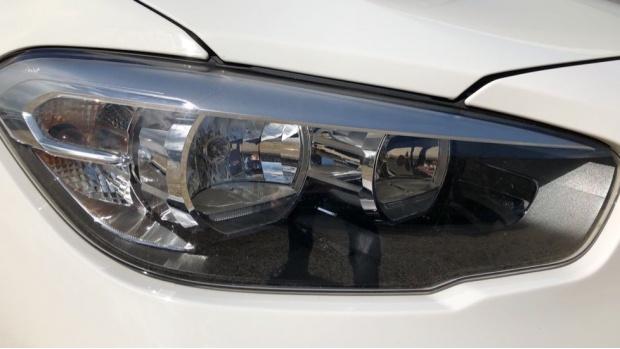 2015 BMW 116d ED Plus 5-door (White) - Image: 22