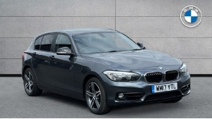 2017 BMW 1 Series 118d Sport 5-door 5dr