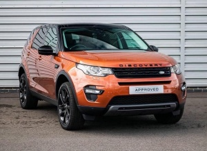 2018 Land Rover Discovery Sport TD4 (180hp) HSE Black 5-door