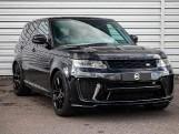2021 Land Rover P575 V8 SVR Carbon Edition Auto 4WD 5-door (Black) - Image: 1
