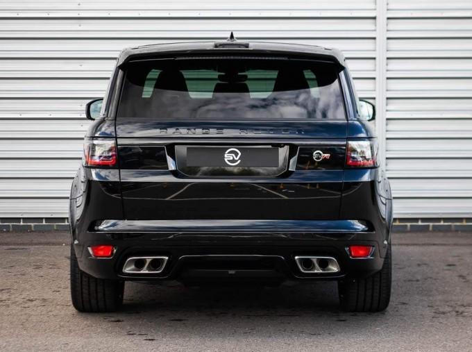 2021 Land Rover P575 V8 SVR Carbon Edition Auto 4WD 5-door (Black) - Image: 6