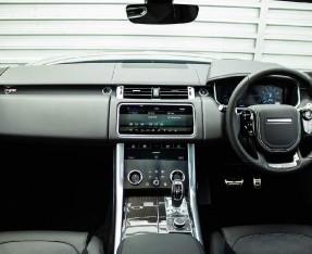 2021 Land Rover P575 V8 SVR Carbon Edition Auto 4WD 5-door (Black) - Image: 9