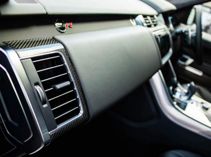 2021 Land Rover P575 V8 SVR Carbon Edition Auto 4WD 5-door (Black) - Image: 15