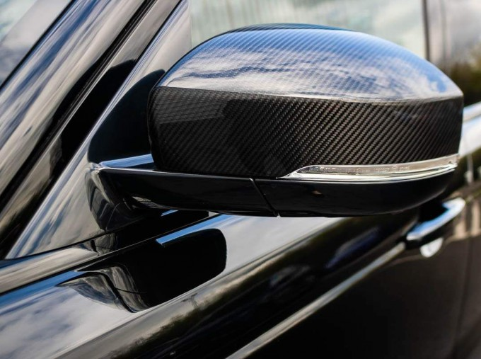 2021 Land Rover P575 V8 SVR Carbon Edition Auto 4WD 5-door (Black) - Image: 19