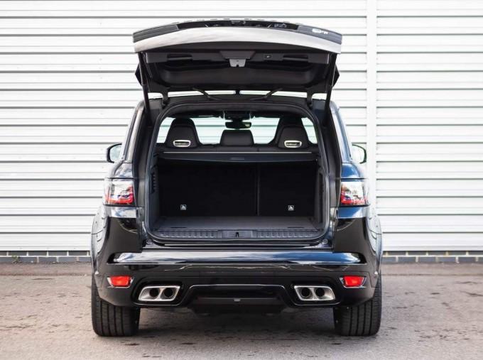 2021 Land Rover P575 V8 SVR Carbon Edition Auto 4WD 5-door (Black) - Image: 23