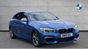 2016 BMW 1 Series M135i 3-door Sports 3dr