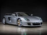 2004 Porsche Carrera GT Coupe Unlisted (Silver) - Image: 1