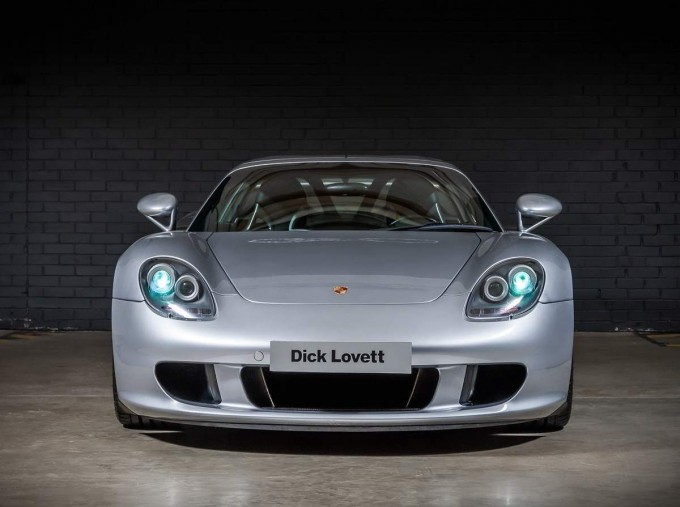 2004 Porsche Carrera GT Coupe Unlisted (Silver) - Image: 7