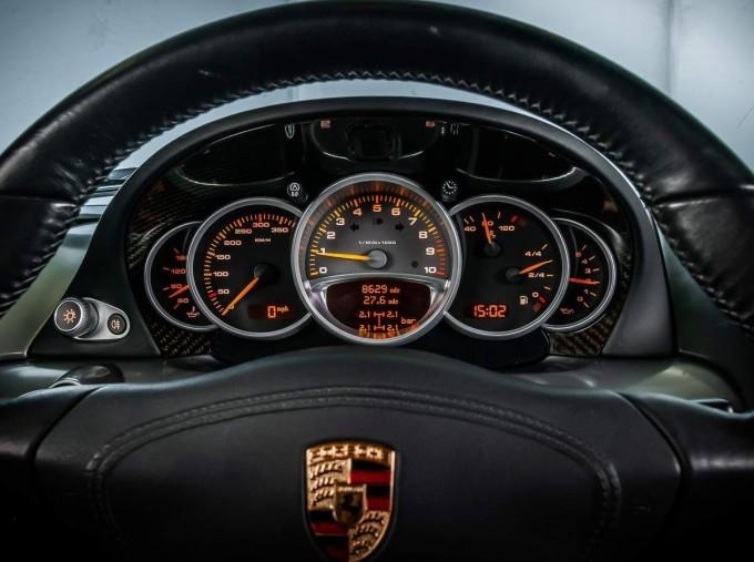2004 Porsche Carrera GT Coupe Unlisted (Silver) - Image: 18