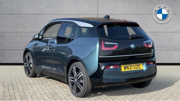 2021 BMW 120Ah (Blue) - Image: 2