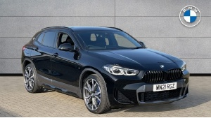 2021 BMW X2 xDrive20d M Sport X 5-door