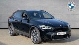 2021 BMW XDrive20d M Sport X (Black) - Image: 1