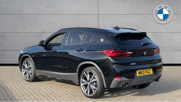 2021 BMW XDrive20d M Sport X (Black) - Image: 2