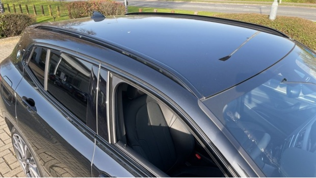 2021 BMW XDrive20d M Sport X (Black) - Image: 21