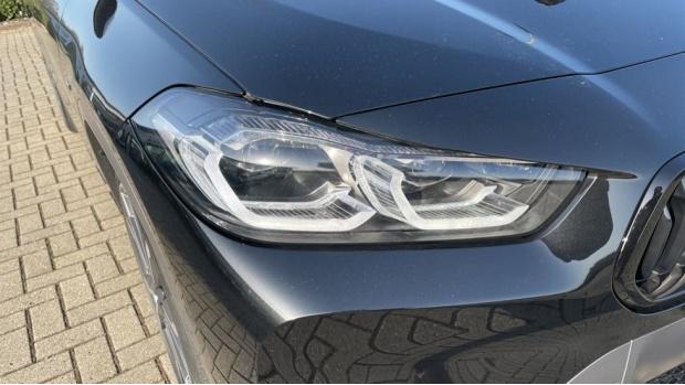 2021 BMW XDrive20d M Sport X (Black) - Image: 23