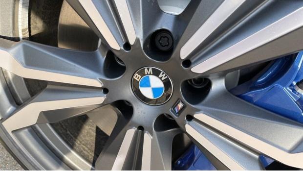 2021 BMW XDrive20d M Sport X (Black) - Image: 27