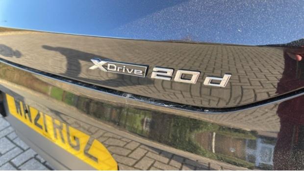 2021 BMW XDrive20d M Sport X (Black) - Image: 33